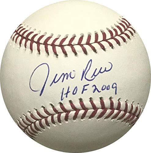 Jim Rice Autographed Baseball - Official Major League COA HOF - JSA Certified - Autographed Baseballs (Jim Rice Autographed Baseball)