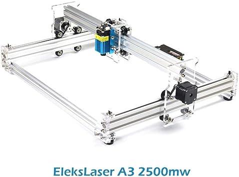 Vogvigo 2500MW A3 Pro CNC Laser Engraver,Escritorio USB Grabado ...