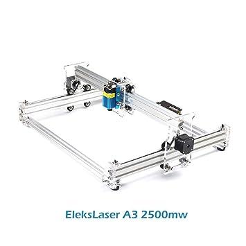 Vogvigo 2500MW A3 Pro CNC Laser Engraver,Escritorio USB ...