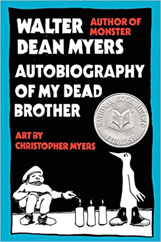 Amazon.com: Autobiography of My Dead Brother (9780060582937): Myers, Walter  Dean, Myers, Christopher: Books