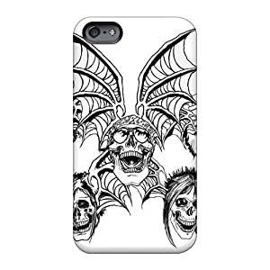Apple Iphone 6 YsB8342uvVX Custom Fashion Avenged Sevenfold Image Scratch Resistant Hard Phone Covers -TimeaJoyce