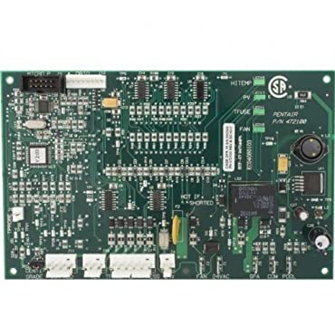 Pentair Temperature Controller Assembly F/Models with Ddtc Cntr. (472100)