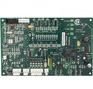 Pentair 472100 Digital Display Temperature Controller Board Replacement MiniMax NT Series Pool and Spa Heater