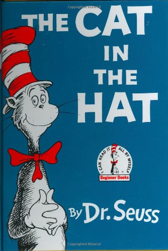 Dr Seuss books - The Cat in the Hat