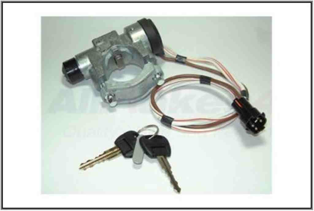 RANGE CLASSIC 87-90 STEERING COLUMN LOCK /& IGNITION SWITCH NRC8279