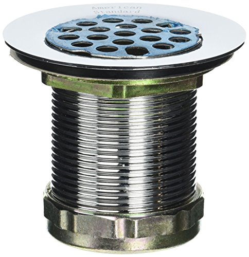 American Standard 7716.020.002 1-1/2-Inch Tailpiece Grid Drain, Chrome by American Standard