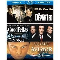 Martin Scorsese Triple Feature Blu-ray DVD