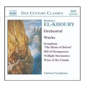 El-Khoury: Orchestral Works