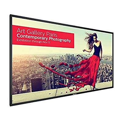 Philips 75BDL3000U | 75 inch Edge LED Backlight Ultra HD U-Line Display