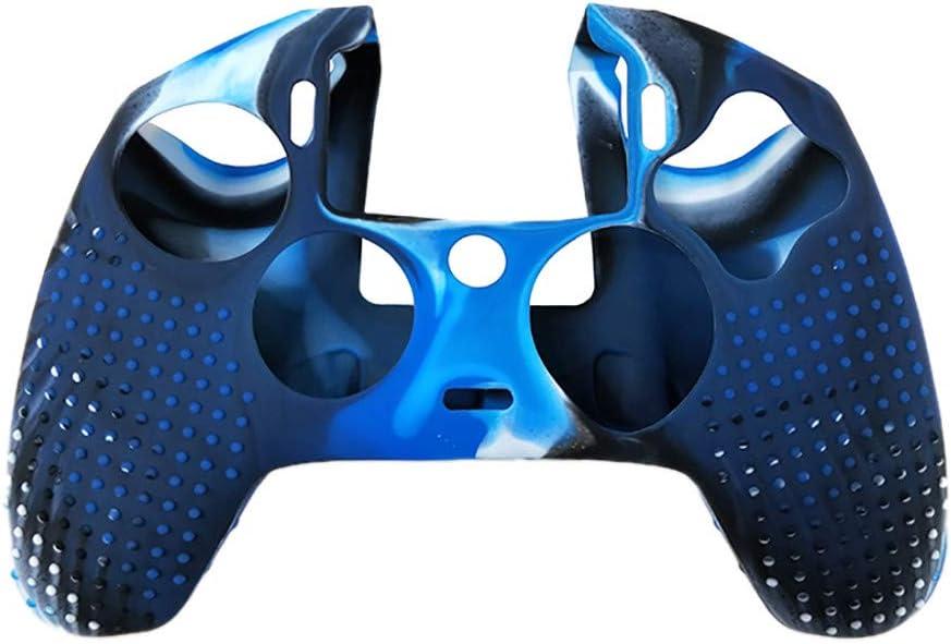 Webla - Funda de silicona flexible para mando de PlayStation 4 Nacon 2, azul: Amazon.es: Bricolaje y herramientas