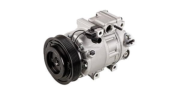 Amazon.com: AC Compressor & A/C Clutch For Hyundai Santa Fe and Kia Sorento - BuyAutoParts 60-03513NA New: Automotive