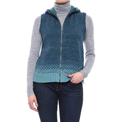 (ウールリッチ) Woolrich レディース トップス ベスト?ジレ Tanglewood Hooded Sweater Vest [並行輸入品]