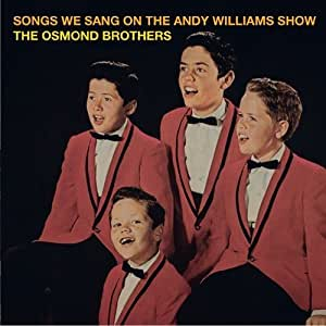 The Songs We Sang on the Andy Williams Show