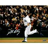 MLB Detroit Tigers Magglio Ordonez 2006 ALCS Running Bases 8x10 Photo