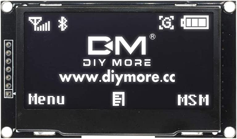 """NEW RGB 2.42/"""" inch OLED LCD Display SSD1309 12864 SPI Serial Port for Arduino"""