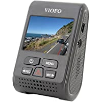 VIOFO A119 Car Dash Cam HD 1440P 2.0 Inch TFT LCD Screen Capacitor Novatek 96660 H.264 2K (without GPS mount)
