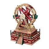 Mr. Christmas Mini Carnival Music Box, Ferris Wheel