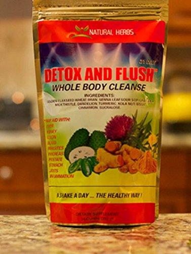 Flush Detox - 3