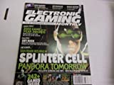 Electronic Gaming Monthly Splinter Cell March 2004