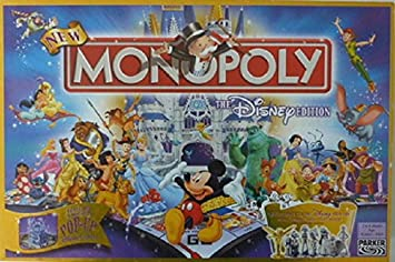 Hasbro Has Launched a Limited-Edition Disney Classic Monopoly