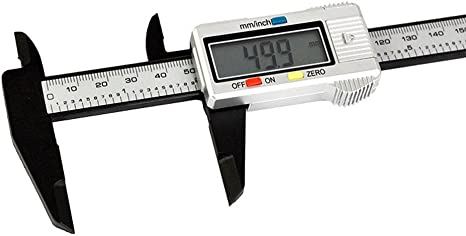 "HOT Stainless Steel Digital Caliper 6/"" High Precision 150mm LCD Screen Display"