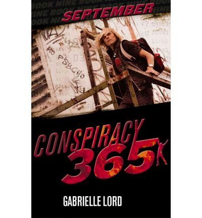 [ September (Conspiracy 365 (Hardcover) #09) ] By Lord, Gabrielle ( Author ) [ 2010 ) [ Hardcover ] ebook
