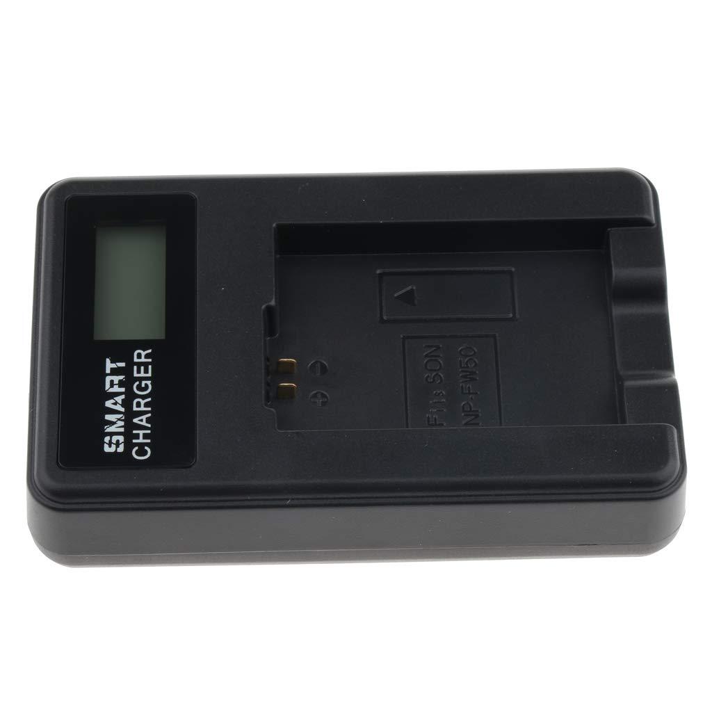 NP-FW50 Cargador de Batería para Sony NEX-3 NEX-3N NEX-5 NEX ...