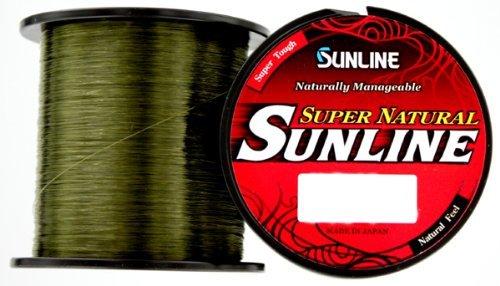 人気絶頂 Sunline 63758962スーパーナチュラルジャングルグリーン6 lb釣りライン、ジャングルグリーン、3300 yd Sunline B004ZML09O B004ZML09O, オーパーツ:ad03c40c --- a0267596.xsph.ru