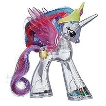 Princess Celestia Rainbow Shimmer My Little Pony Deluxe