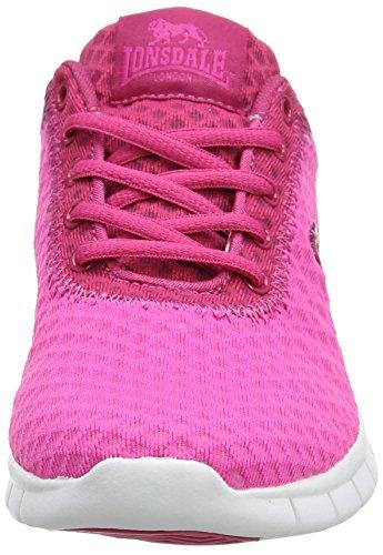 Donna Lonsdale da Tydro Rosa Scarpe Pink Kv Corsa Beetroot wffFrI6WqH