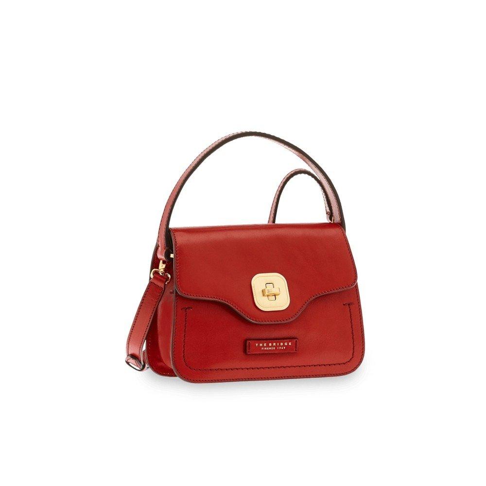5907f200458e2 The Bridge Women s 04210801-2E Clutch Red red red