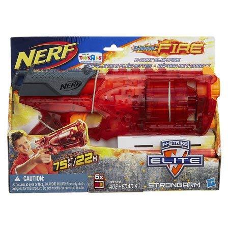 Nerf N-Strike Elite Strongarm Sonic Fire Blaster (N Strike Elite Strongarm Blaster By Nerf)