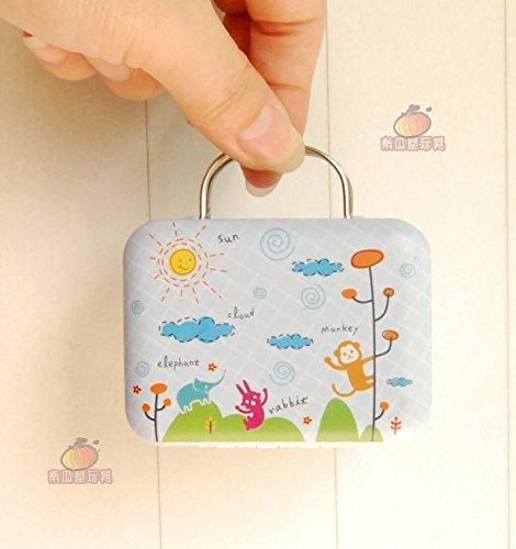 1/6 Barbie Blythe Size Sun Doll Dollhouse Miniature Toy Trunk Box Suitcase Luggage Traveling (Mini Blythe Doll)