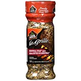La Grille, Grilling Made Easy, Montreal Steak Spice Seasoning, 188g