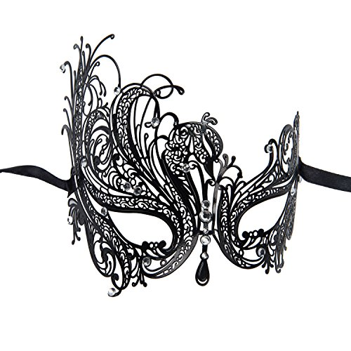 Sexy Lace Masquerade Eye Mask Ball Halloween Party Fancy Dress Costume (Face Masks Fancy Dress)