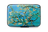 Credit Card Case (Armor Wallet) 'Almond Blossoms ' By Van Gogh