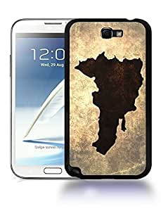 Dominican Republic National Vintage Country Landscape Atlas Map Phone Designs For Iphone 6Plus 5.5Inch Case Cover
