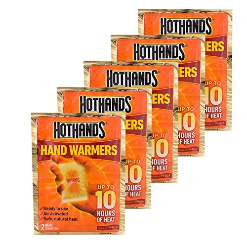 HotHands Hand Warmers made our list of Top Reasons Women Hate Camping And How To Overcome Them