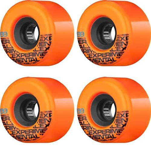 【格安saleスタート】 Powell-Peralta ATF ATF Beta Paster オレンジ スケートボードホイール Paster - 69mm 69mm 78a (4個セット) B07G5Y68ZP, 二戸市:970eaa93 --- mvd.ee
