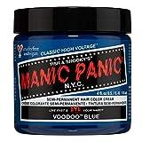 Manic Panic High Voltage classic cream Formula Voodoo Blue, 118 Milliliters