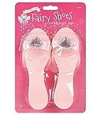 Little Helper WDX92762-PINK Super Cute Dress-up Princess Fairy Shoe 3 Years+, Girls, Pink, One Size
