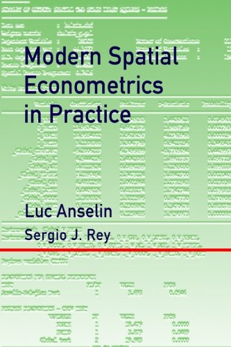 Modern Spatial Econometrics in Practice: A Guide to GeoDa, GeoDaSpace and PySAL