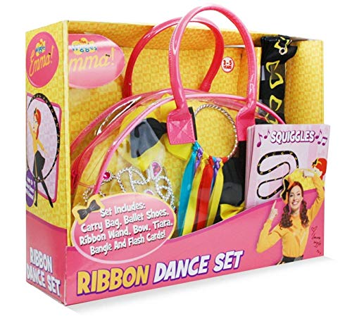 - The Wiggles Emma Ribbon Dance Set