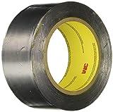 3M Lead Foil Tape 421 Dark Silver, 2''x 36 yd. 6.3 mil