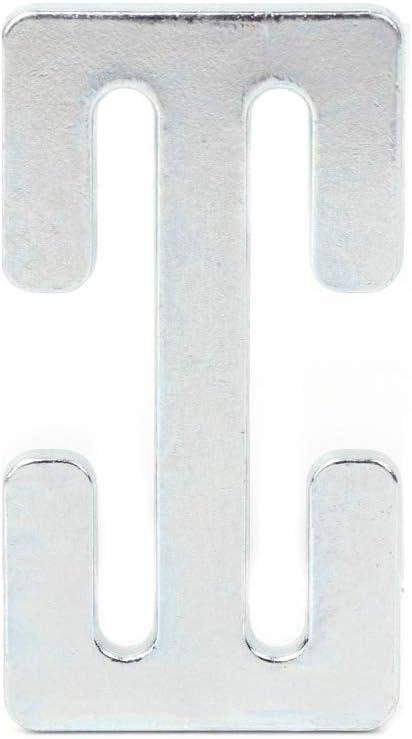 Clip De Verrouillage Clip De Verrouillage De Ceinture De S/écurit/é Automobile Automobile En M/étal