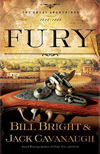 Fury (The Great Awakenings Book 4) (Kindle Bill Bright)