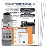 HP Laserjet Pro P1102w Toner Refill Kit, Office Central