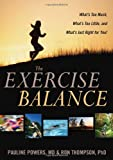 The Exercise Balance, Pauline Powers and Ron Thompson, 0936077026