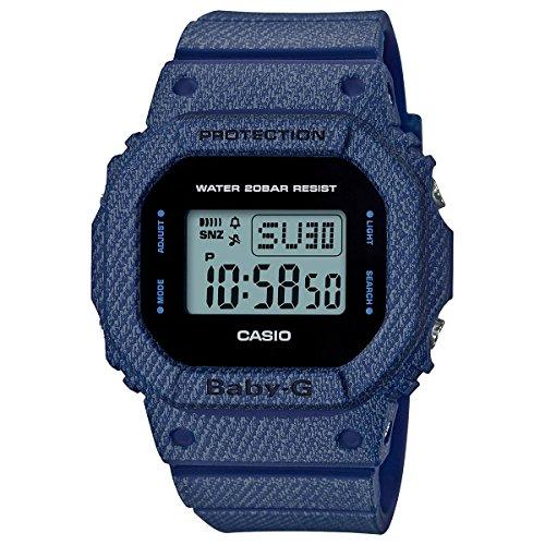 Casio Baby-G BGD560DE-2 Women's Watch Denim Blue