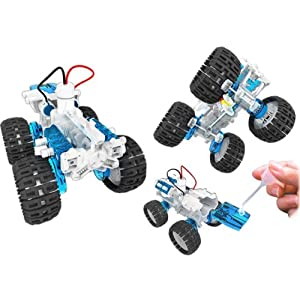 Amazon Com Owi Salt Water Fuel Cell Monster Truck Toys